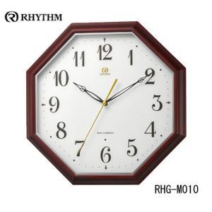 (今ならポイント最大37倍!)RHYTHM ハイグレードリズム 茶色半艶仕上 (白)  RHG-M010|yosii-bungu