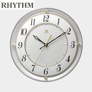 RHYTHM ハイグレード リズム  電波掛時計 RHG-M111  4MY858HG03|yosii-bungu