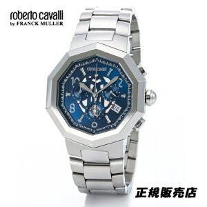 ロベルトカヴァリ バイ フランクミュラー 腕時計 RV1G003M0061|yosii-bungu