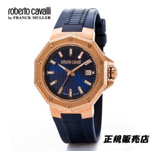 ロベルトカヴァリ バイ フランクミュラー 腕時計 RV1G038P0041|yosii-bungu
