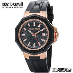 ロベルトカヴァリ バイ フランクミュラー 腕時計 RV1G038P0051|yosii-bungu