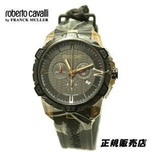 ロベルトカヴァリ バイ フランクミュラー 腕時計 RV1G084P0051|yosii-bungu