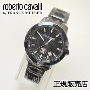 ロベルトカヴァリ バイ フランクミュラー 腕時計 RV1G1118M0091|yosii-bungu