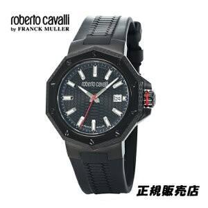 ロベルトカヴァリ バイ フランクミュラー 腕時計 RV1GC038P0031|yosii-bungu