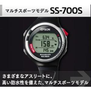 エプソン GPSモデル SS-700S  WristableGPS|yosii-bungu