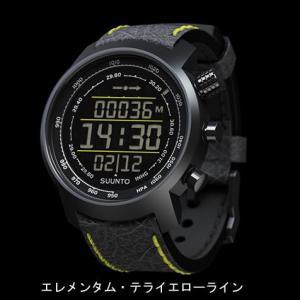 正規品 SUUNTO 【スント】エレメンタム テラ イエローライン SS019997000
