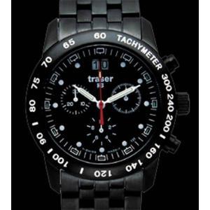 (今ならポイント最大37倍!)トレーサー 腕時計 CLASSIC CHRONOGRAPH BIG DATE PRO BLUE 10倍ポイントセール中  T4004.357.37.01|yosii-bungu