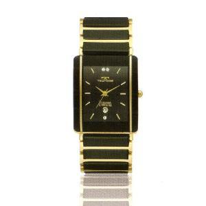 テクノス(TECHONOS)腕時計 3気圧防水 サファイアガラス T9137GB メンズ|yosii-bungu