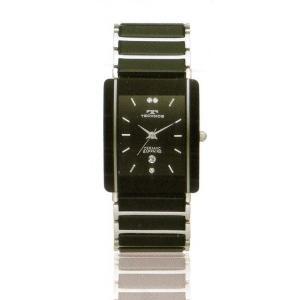テクノス  腕時計 (TECHNOS) 3気圧防水 サファイアガラス T9137TB|yosii-bungu