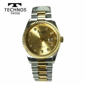 テクノス(TECHNOS) 腕時計 5気圧防水 T9604TC|yosii-bungu