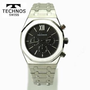 テクノス(TECHNOS) 腕時計 5気圧防水 T9576SB|yosii-bungu