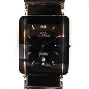 ☆ テクノス(TECHONOS)腕時計 TAL742TB 女性用|yosii-bungu