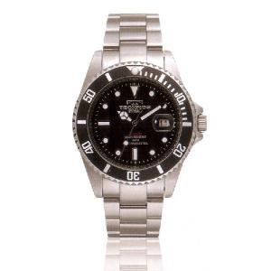 テクノス(TECHONOS)腕時計  ダイバーズ10気圧防水 TSM402SB メンズ yosii-bungu