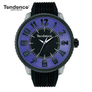 テンデンス フラッシュ LED搭載 ブルーブラック (TENDENCE FLASH )   メンズ/レディー 兼用腕時計 腕時計 TG530008 【正規登録店】お取り寄せ品|yosii-bungu