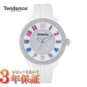 テンデンス GULLIVER RAINBOW MEDIUM 41mmミデアムサイズ(限定品) TENDENCE  ユニセックス 腕時計 TG930107R 【正規登録店】ガリバー レインボー ミデアム|yosii-bungu