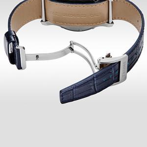 EPSON  エプソン TRUME トゥルーム TR-MB5007  紺色 レザーバンド  ソーラー 腕時計 (メンズ)  (2年間保証)|yosii-bungu|06