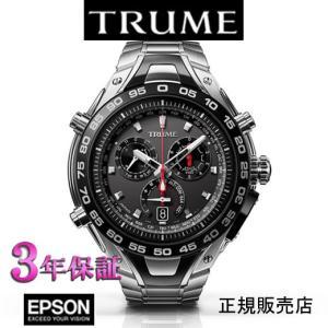 エプソン  TRUME TR-MB8001 チタン・メタルバンド エクスパンデッドセンサー付|yosii-bungu