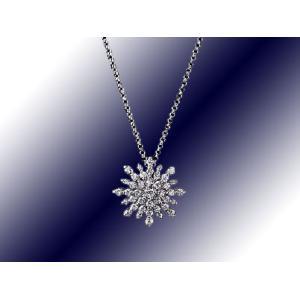 【THE LAZARE DIAMOND】ラザールダイヤモンド スターバーストペンダント Mサイズ LD254KN yosii-bungu