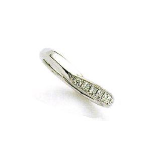 ラザール ダイヤモンド 結婚指輪・マリッジリング・(プラチナ)ダイヤ入り URB904|yosii-bungu