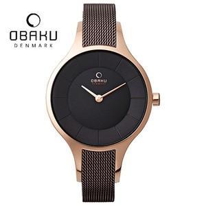 オバク 腕時計  OBAKU  V165LXVNMN