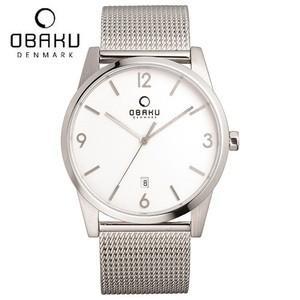 オバク 腕時計  OBAKU   V169GDCIMC