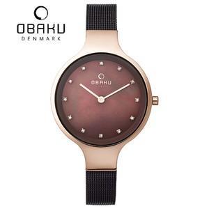 オバク 腕時計  OBAKU V173LXVNMN