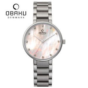 オバク 腕時計  OBAKU  V175GMCBMC