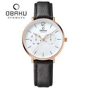 オバク 腕時計  OBAKU  V182GMVWRB