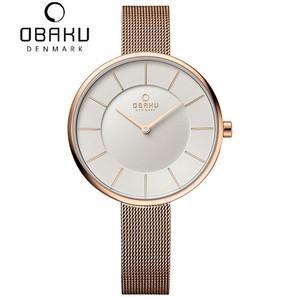 オバク 腕時計  OBAKU  V185LXVIMV