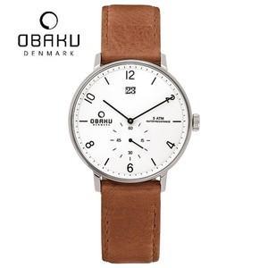 オバク 腕時計  OBAKU  V190GDCWRZ