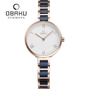 オバク 腕時計  OBAKU  V195LXVISL