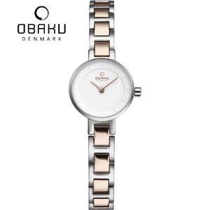 オバク 腕時計  OBAKU  V198LXCISC