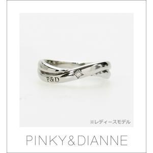 (今ならポイント最大37倍!)PINKY & DIANNE LOVERS ピンキー&ダイアン ラヴァーズ リング ダイヤモンド シルバー SV(ロジウムメッキ)|yosii-bungu