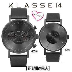 クラス14  ペアウォッチ 腕時計 MARIO NOBILE VOLARE DARK VO15CH004M-VO14BK002W 42mm 36mm【正規輸入品】|yosii-bungu
