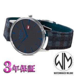 ウォッチメーカーミラノ アンブロジオ  ブラック文字板 WM.00A.02 メンズ [正規輸入品]|yosii-bungu