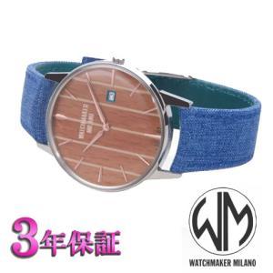 ウォッチメーカーミラノ   アンブロジオ  ウィークエンド  WM.AWE.04 メンズ [正規輸入品]|yosii-bungu