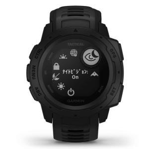 GARMIN 新型 インスティンクト Tactical タフネスGPSアオウトドアウォッチ Tactical Black 010-02064-82 actical Coyote Tan  010-02064-92 yosii-bungu 02