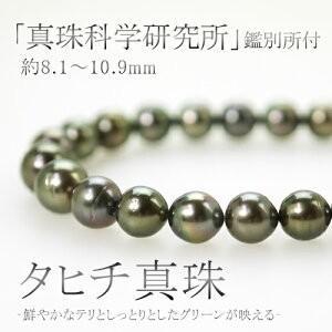 (今ならポイント最大41倍!)【限定1本】タヒチ 黒真珠ネックレス 黒蝶真珠(パール) イヤリング・ピアスセット |yosii-bungu