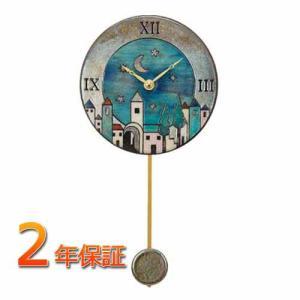 イタリア インテリア クロック Antonio Zaccarella(アントニオ ザッカレラ)ザッカレラZ101A  ITALY   ZC101-A04  直径16cm 掛け時計<BR> yosii-bungu