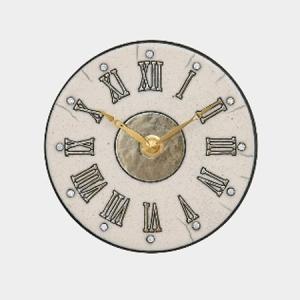 アントニオ ザッカレラ  ザッカレラZ903  ITALY  ZC183-A03  直径13cm 置き・掛け時計 yosii-bungu