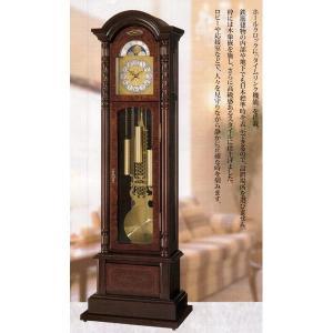 セイコー 電波ホールクロック/置時計 タイムリンク機能搭載  ZW601B|yosii-bungu