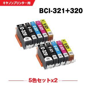 Canon BCI-321GY グレー 単品 インクカートリッジ 互換インク yosimonoya