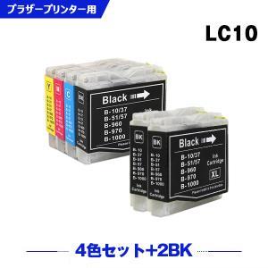 LC10M (マゼンタ)単品 インクカートリッジ 互換インク|yosimonoya