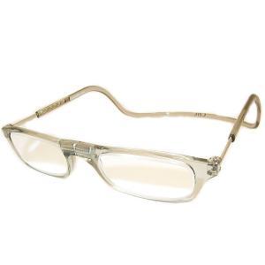 CLIC READERS クリックリーダー クリアグレー