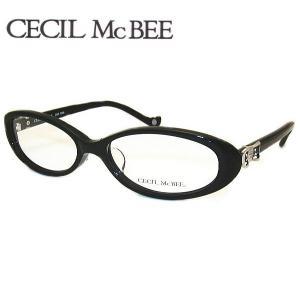 セシルマクビー メガネフレーム CECIL McBEE CMF7006 COL-1 SIZE-52