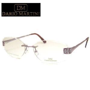 ダリオ マルティーニ メガネフレーム DARIO MARTINI DM155 COL−1 SIZE−53|yosimura