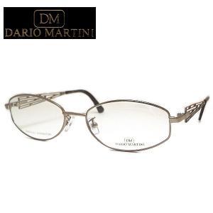 ダリオ マルティーニ メガネフレーム DARIO MARTINI DM277 COL−1 SIZE−54|yosimura