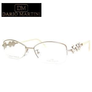 ダリオ マルティーニ メガネフレーム DARIO MARTINI DM280 COL−1 SIZE−53|yosimura