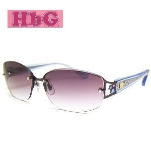 エイチビィジィサングラス HbG HbG309 COL-3|yosimura