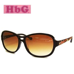 エイチビィジィサングラス HbG HbG314 COL-1|yosimura